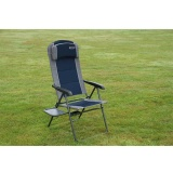 Quest Ragley Pro Recline Chair With Table(Blue) Q-F133001