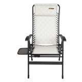 Quest Elite Riviera Range Extreme Comfort Chair with Side Table Q-154977