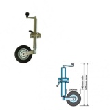 F-227A-Maypole-42Mm-Jockey-Wheel-Plus-Clamp