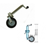 F-436-Maypole-48Mm-Jockey-Wheel-&-Clamp