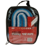 F-609 Maypole Elasticated Tow Rope - 1.5 to 4m - 2500kg