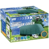 "F-9431-Caravan Cover Fits Up To 4.1M (14"") - Grey"