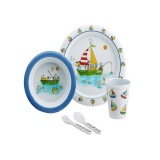 Freddie and Friends 5 Piece Childrens Dining Set F-FR005