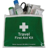 F-K3019TR 1 Person Travel Kit in Vinyl Wallet