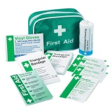 F-K306 1 Person Travel First Aid Kit Nylon