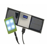 F-SC8100LP-Mini Solar Charger With Free Led Light Panel