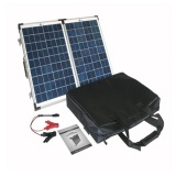 F-STFP40-Pv Logic 40Wp Solar Panel Kit