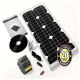 F-STP018MA-18Wp Solar Panel Inc. Cable, Connectors & 4Ah Controller