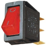 N-30515-12V Luminous Red Switch