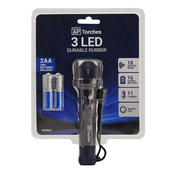 F-A50862a--3-LED-Rubber-2AA-Torch