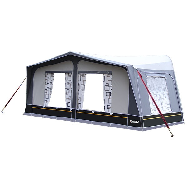 Camptech Savanna DL Awning C- Savanna DL side view